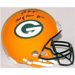 "Brett Favre Signed LE Packers Full-Size Authentic Pro-Line Helmet Inscribed ""Hall of Fame 2016"" #36/"