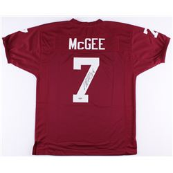 Stephen McGee Signed Texas AM Jersey (TriStar Hologram)