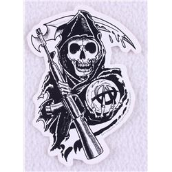 """Sons Of Anarchy"" Reaper Sticker"