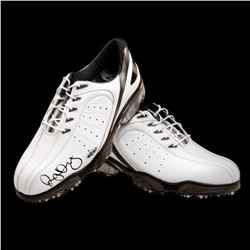 Rory McIlroy Signed FootJoy Golf Shoes (UDA COA)