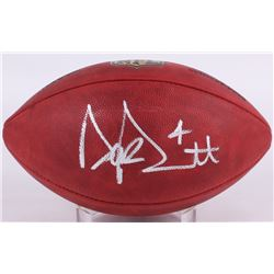 Dak Prescott Signed Official NFL Football (JSA COA)