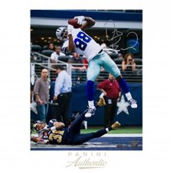 "Dez Bryant Signed LE Cowboys 16x20 ""RedZone"" Photo (Panini COA)"