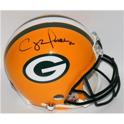 Clay Matthews Signed Packers Full-Size Authentic Pro-Line Helmet (Matthews Hologram)
