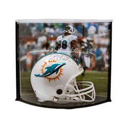 "Jason Taylor Signed LE Dolphins Full-Size Authentic Pro-Line Helmet Inscribed ""HOF 17"" with Curve Di"