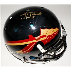 Jameis Winston Signed Florida State Seminoles Full-Size Authentic Helmet (JSA COA)