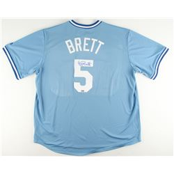 George Brett Signed Royals Jersey (MLB Hologram)