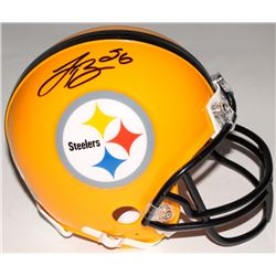 Le'Veon Bell Signed Steelers Mini-Helmet (JSA COA)
