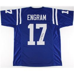 Evan Engram Signed Ole Miss Rebels Jersey (JSA Hologram)