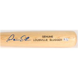 Dominic Smith Signed Louisville Slugger Baseball Bat (MLB)