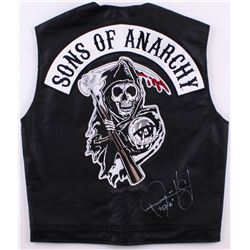 "Ryan Hurst Signed ""Sons of Anarchy"" Vest (Radtke COA)"
