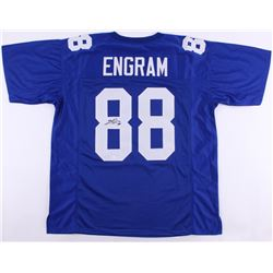 Evan Engram Signed Giants Jersey (JSA Hologram)