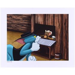 "Tom and Jerry ""Tall in the Trap"" Limited Edition 16x20 Giclee on Paper"