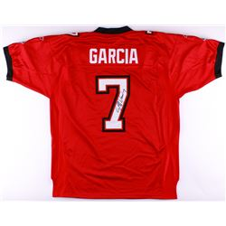 Jeff Garcia Signed 49ers Authentic On-Field Jersey (JSA COA)