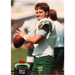 1992 Stadium Club #683 Brett Favre