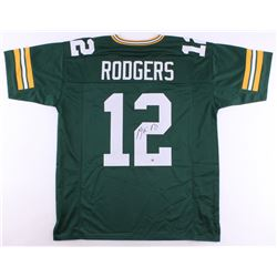 Aaron Rodgers Signed Packers Jersey (Steiner Hologram)