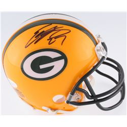 Eddie Lacy Signed Packers Mini-Helmet (JSA COA)