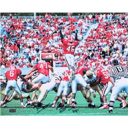 Boss Bailey Signed Georgia Bulldogs 16x20 Photo (Radtke Hologram)