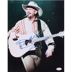 Garth Brooks Signed 11x14 Photo (JSA COA)