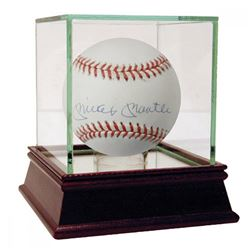 Mickey Mantle Signed OAL Baseball (JSA Hologram)