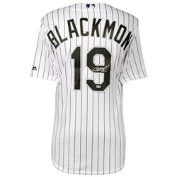 Charlie Blackmon Signed Rockies Jersey (MLB  Fanatics)
