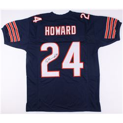 Jordan Howard Signed Bears Jersey (JSA COA)