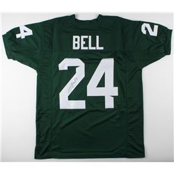 LeVeon Bell Signed Michigan State Spartans Jersey (JSA COA)
