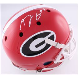 A. J. Green Signed Georgia Bulldogs Full-Size Helmet (JSA COA)