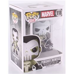 "Jon Bernthal Signed ""Punisher"" Marvel POP! Vinyl Figure (Radtke COA)"