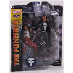 "Jon Bernthal Signed Marvel ""The Punisher"" Action Figure (Radtke COA)"