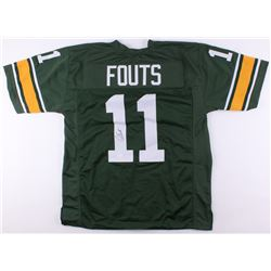 Dan Fouts Signed Oregon Ducks Jersey (JSA COA)