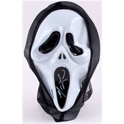 "Matthew Lillard Signed Ghostface ""Scream"" Mask (Radtke COA)"