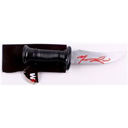 "Matthew Lillard Signed ""Scream"" Replica Knife (Radtke COA)"