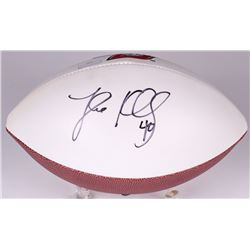 Luke Kuechly Signed Boston College Eagles Logo Football (Radtke COA)