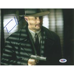 "Tom Hanks Signed ""Road to Perdition"" 8x10 Photo (PSA COA)"
