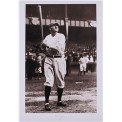 "The Hulton Archive - Babe Ruth ""The Babe"" 15.75x22.75 Fine Art Giclee on Paper #149/275 (HA COA  PA"