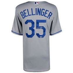 Cody Bellinger Signed Dodgers Majestic Jersey (MLB  Fanatics)