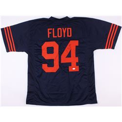 Leonard Floyd Signed Bears Color Rush Jersey (JSA COA)