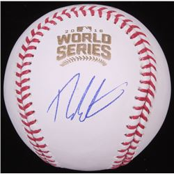Theo Epstein Signed 2016 World Series Baseball (JSA Hologram)