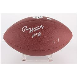 "Paul Hornung Signed Football Inscribed ""HOF 86"" (Schwartz COA)"