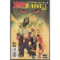 "Stan Lee Signed ""X-Men: Children of the Atom #1"" Comic Book (Stan Lee COA)"