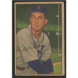 1952 Bowman #3 Fred Hutchinson