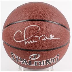 Chris Mullin Signed Basketball  (Beckett COA)