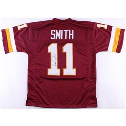 Alex Smith Signed Redskins Jersey (JSA COA)