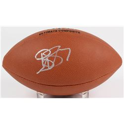Reggie Wayne Signed NFL Football (Beckett COA)