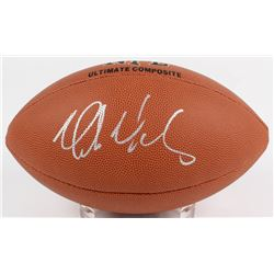 Mike McCarthy Signed NFL Football (Beckett COA)