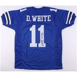 "Danny White Signed Cowboys Jersey Inscribed ""Americas Team"" (JSA COA)"