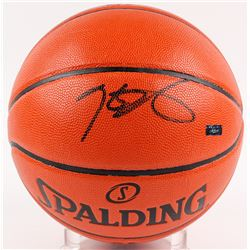 Kevin Durant Signed NBA Game Ball Series Basketball (Panini COA)