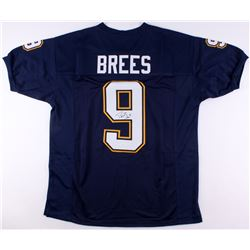 Drew Brees Signed Chargers Jersey (JSA COA)