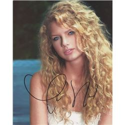 Taylor Swift Signed 8x10 Photo (JSA COA)