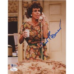 Carol Burnett Signed 8x10 Photo (JSA Hologram  Beckett COA)